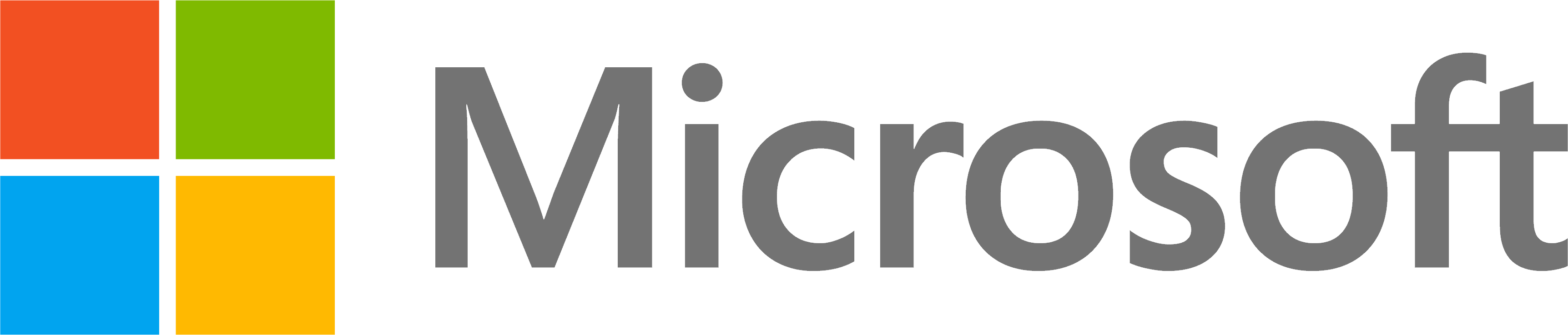 Microsoft UK logo