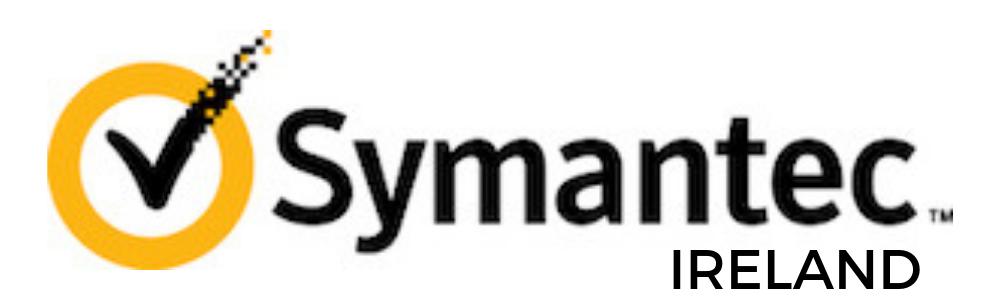 Symantec Ireland logo