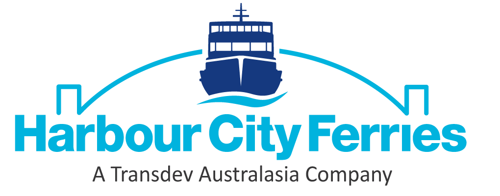 Harbour City Ferries logo