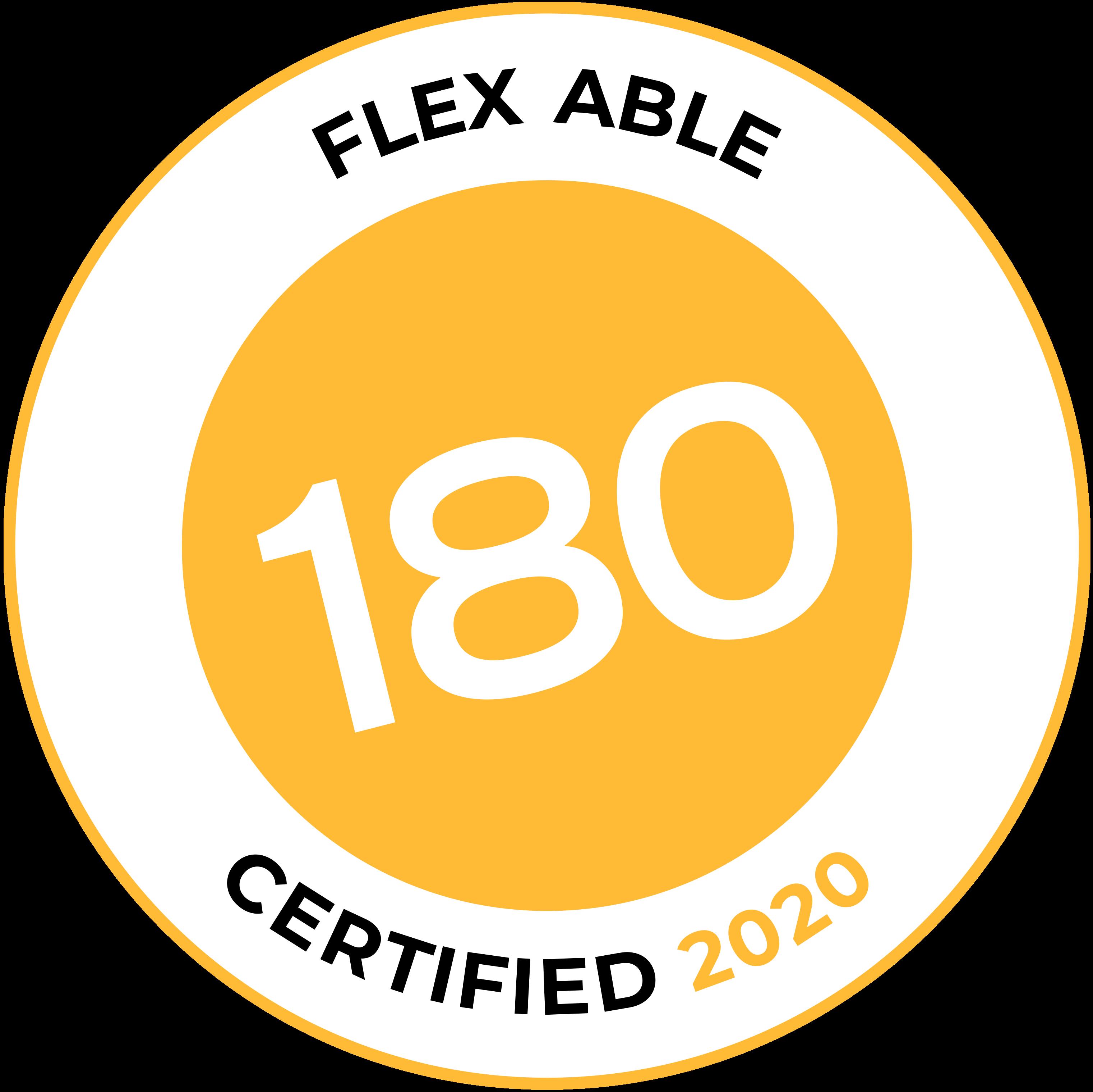 Flex Able Certification