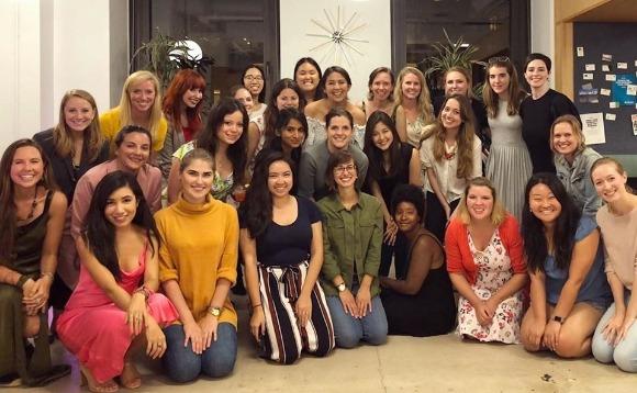 Professional Women network The Camaraderie WORK180