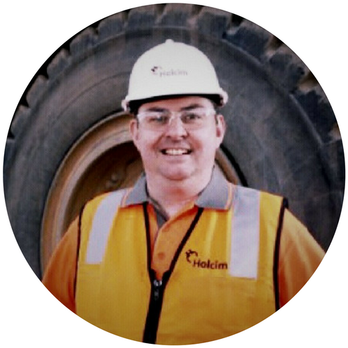 Garth Quinn of Holcim