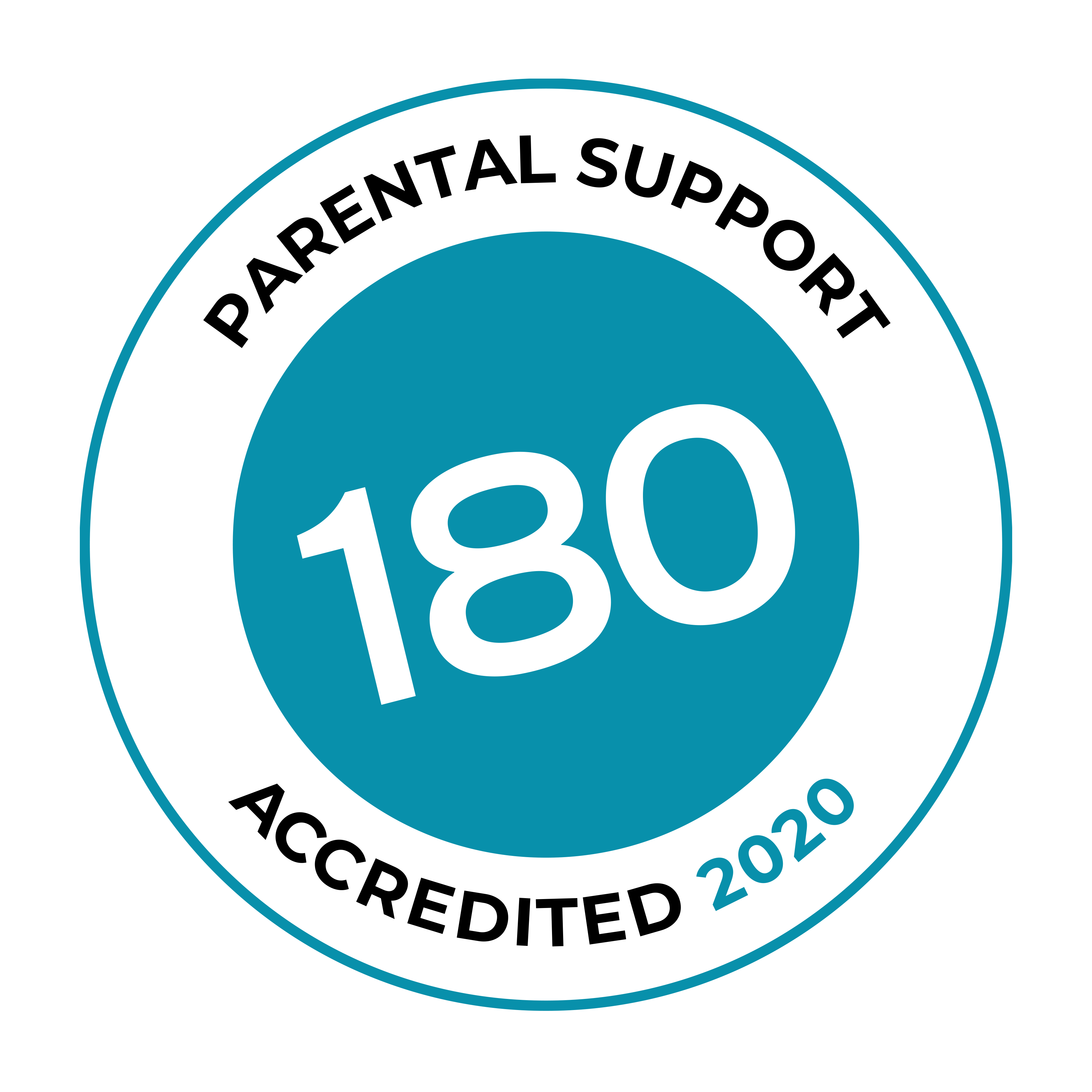 Parental Support Accreditation Badge