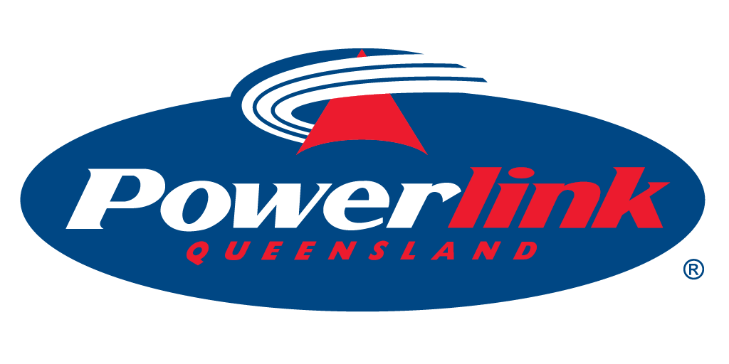 Powerlink Queensland logo