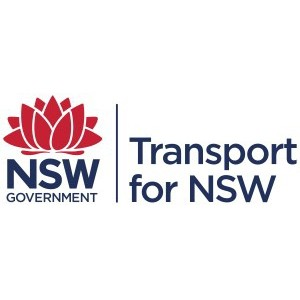 Transport for NSW (incorporating RMS) logo