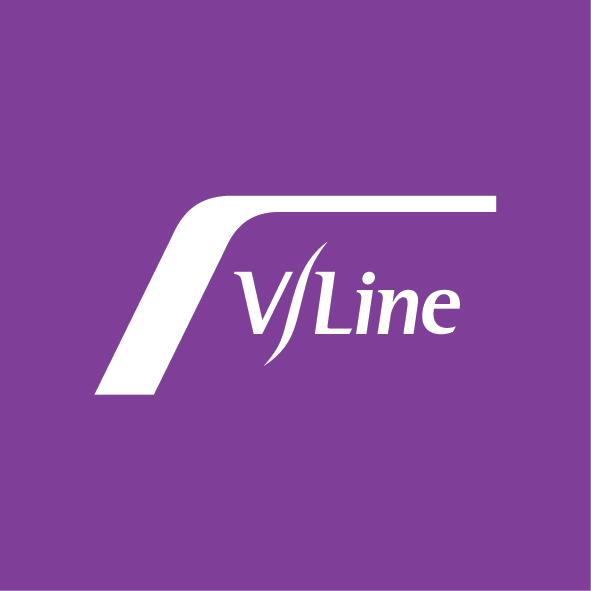 VLine logo
