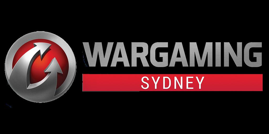Wargaming Sydney logo
