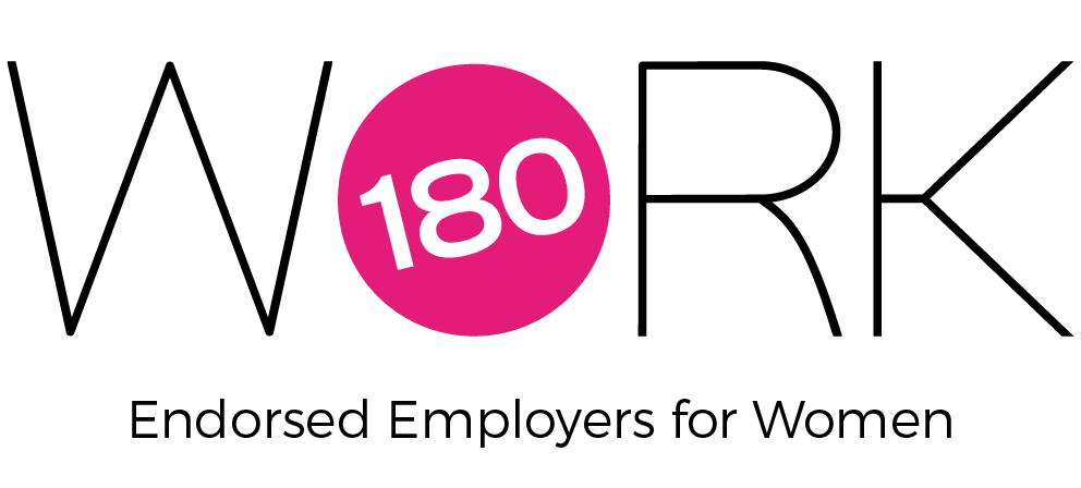 WORK180 logo