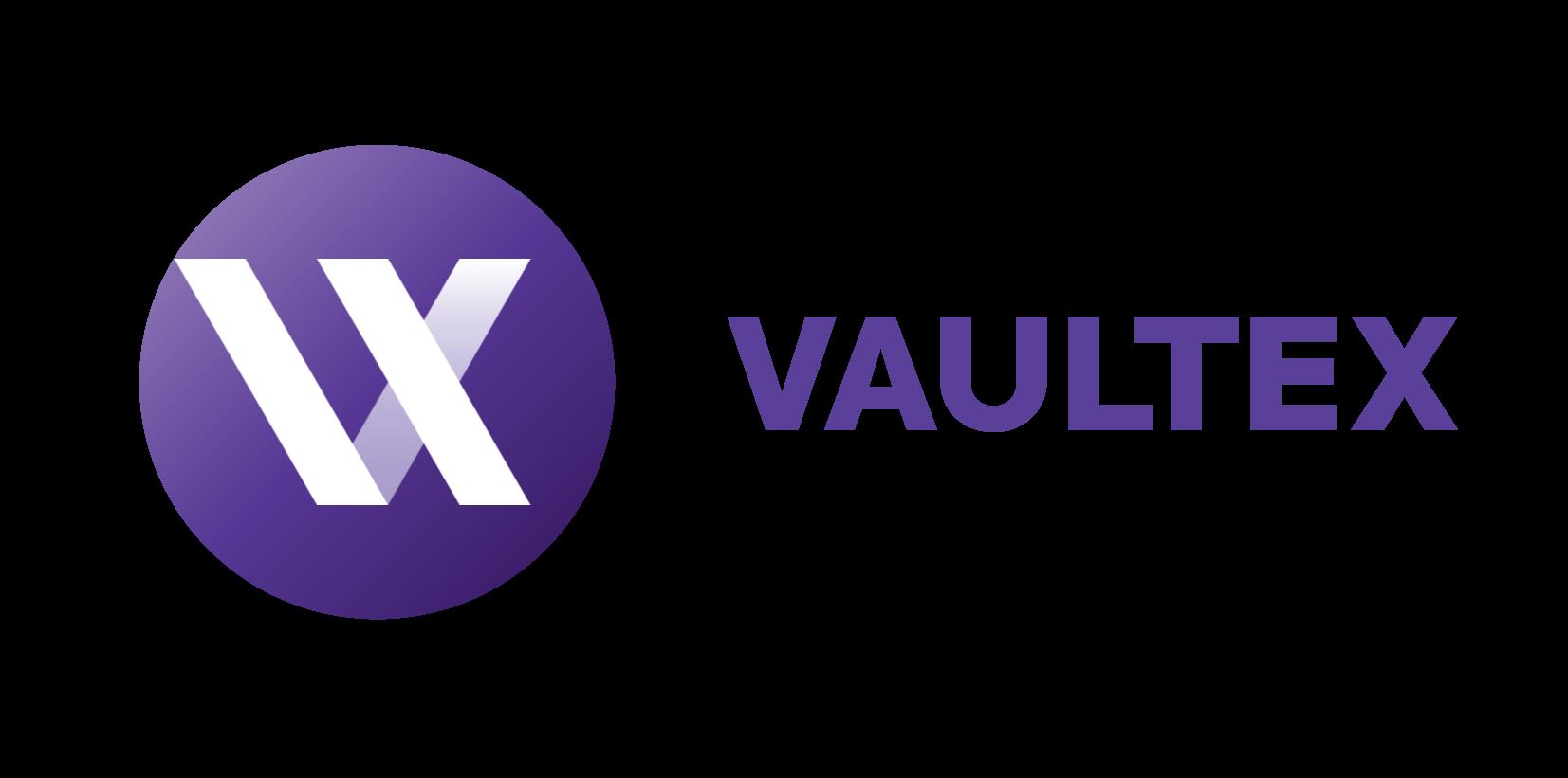 Vaultex logo