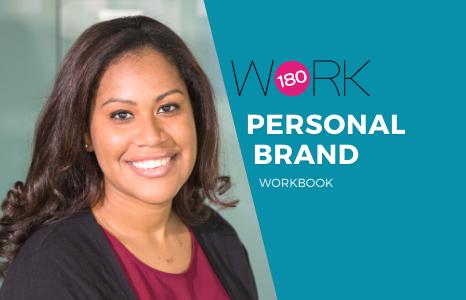 Personal brand workbook image